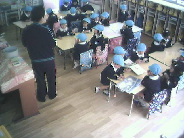 ふじ組(4才児)